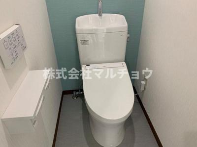 【トイレ】ミライビル