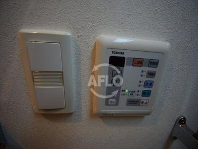 アクアプレイス南堀江 浴室暖房乾燥機