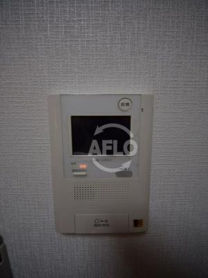 アクアプレイス南堀江 TVモニターホン