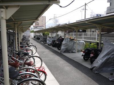 【その他共用部分】ファミール矢賀公園フォレステージ