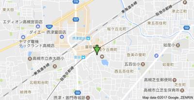【地図】プラネット46 (株)Roots