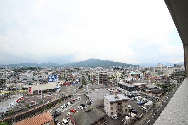 【展望】グリーンマンション神松寺ナチュレ1番館