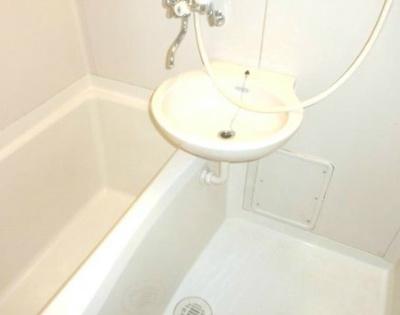 【浴室】ヒサオコーポ