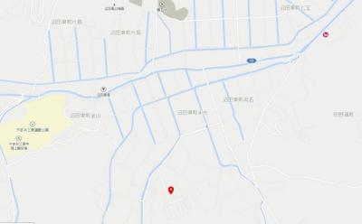 【地図】沼田東町末光 売家