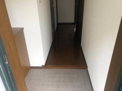 301号の室内写真です
