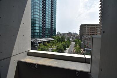 【バルコニー】圧倒気な天井の高さデザイナーズ ZOOM麻布十番
