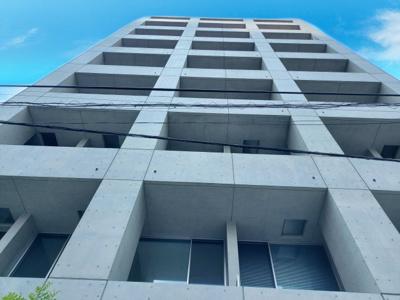 【外観】圧倒気な天井の高さデザイナーズ ZOOM麻布十番