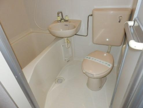 【浴室】アクシス藤が丘