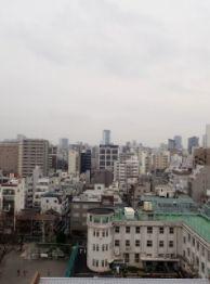 【展望】レジディア新御徒町Ⅱ