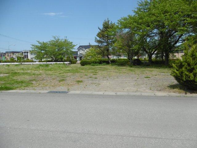 【外観】平川市猿賀南野土地