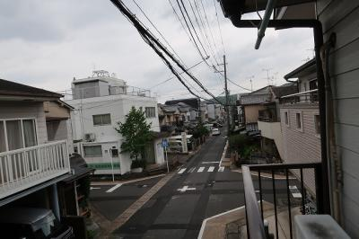 【前面道路含む現地写真】醍醐僧尊坊町