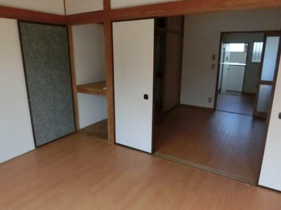 【寝室】ハウス篠崎