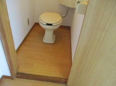 【トイレ】ハウス篠崎