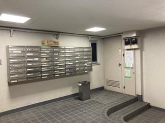 郵便ポストもリニューアルしています