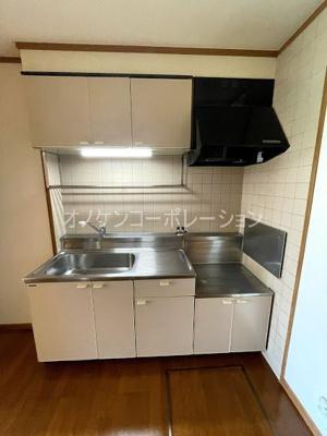 【キッチン】クインシィー8