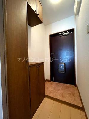 【玄関】クインシー15