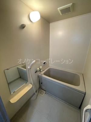 【浴室】クインシー15