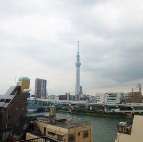 【展望】竹山ビル五番館