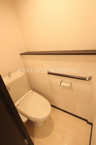 【浴室】ラポステ一ツ家