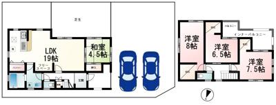 守山市立田町 分譲5区画4号棟