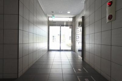 【エントランス】フォーゼ安堂寺