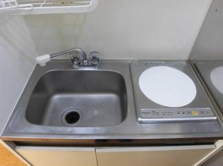 【キッチン】第2清水マンション