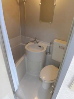 【浴室】第2清水マンション