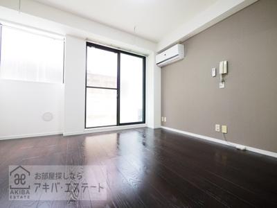 【洋室】アスコット神楽坂