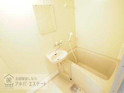 【浴室】アスコット神楽坂