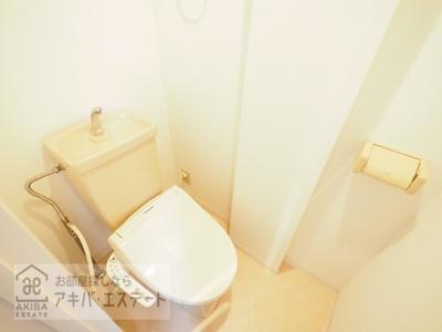 【トイレ】アスコット神楽坂
