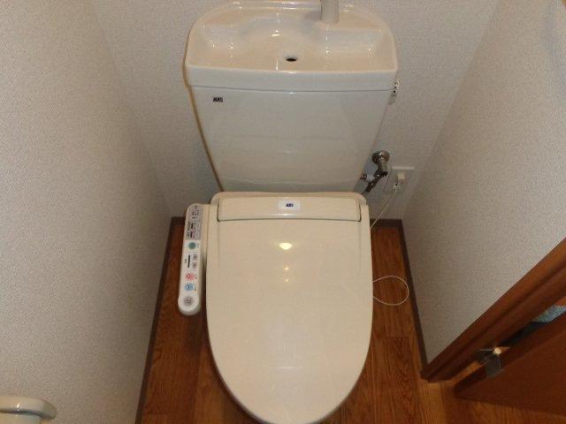 【トイレ】メゾン・ド・ルーラル