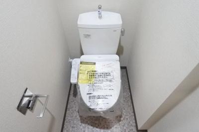 【トイレ】グランツアリタ日本橋