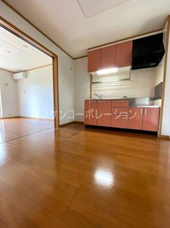 【キッチン】プラムガーデンハウス