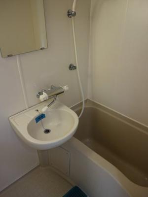 【浴室】オーナーズプラザ大山