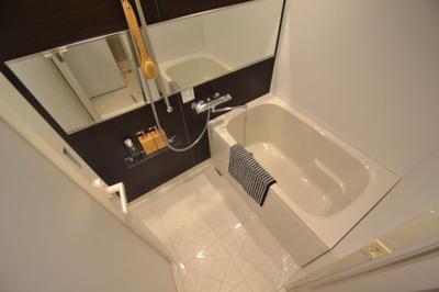 【浴室】ブエナビスタ神戸イースト