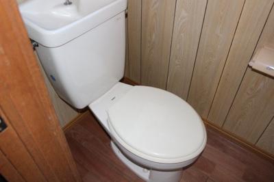 【トイレ】益満住宅