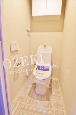 【トイレ】ダイアパレス越谷2