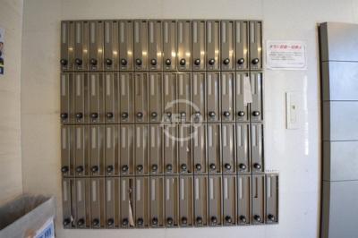 エスライズ日本橋 メールボックス