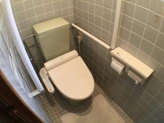 【トイレ】柏原町A邸住宅