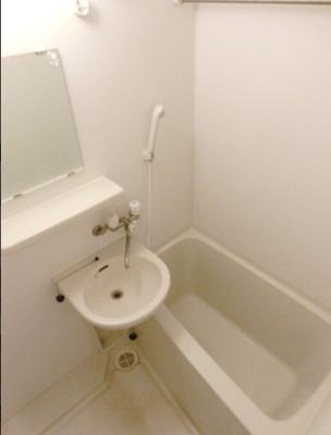 【浴室】アイディ上野Ⅲ