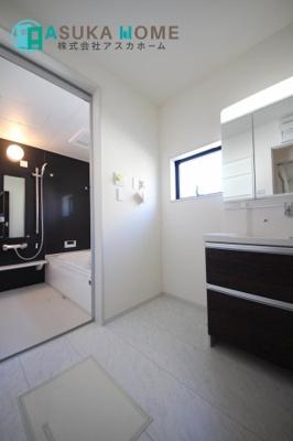 【浴室】リーブルガーデン 真岡亀山 第10 4号棟