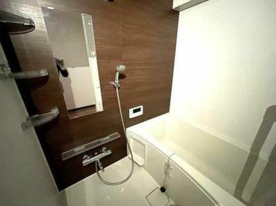 【浴室】ファミール入間