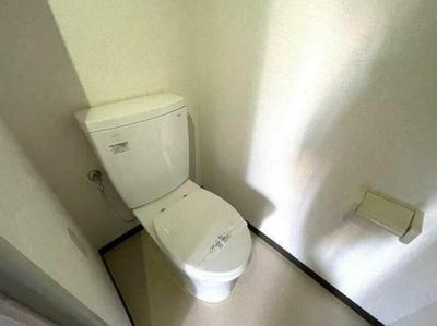 【トイレ】ファミール入間