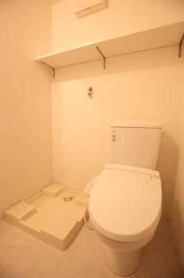 【トイレ】アルカンセル押上