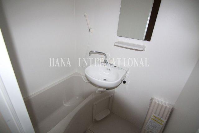 【浴室】スプリングシャンテⅡ