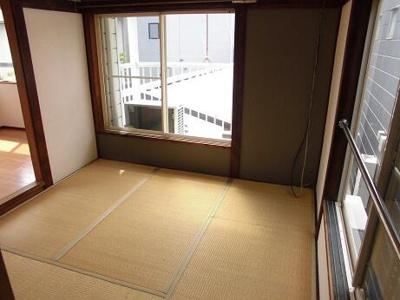 【和室】平野貸家