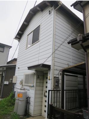 【外観】平野貸家