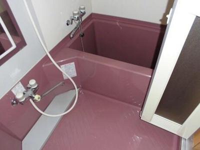 【浴室】平野貸家