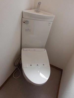 【トイレ】平野貸家