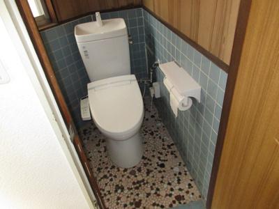 【トイレ】東旭が丘3丁目貸店舗